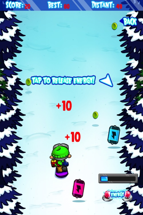 Ski Land Madness Lite screenshot-4
