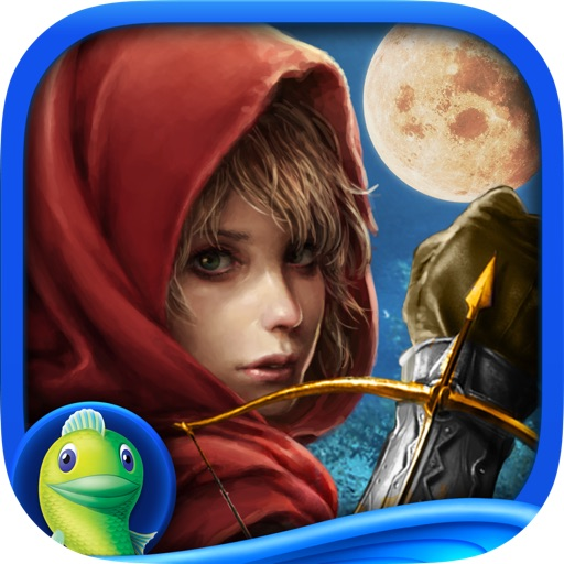 The Red Riding Hood Sisters: Dark Parables HD - A Hidden Object Adventure icon