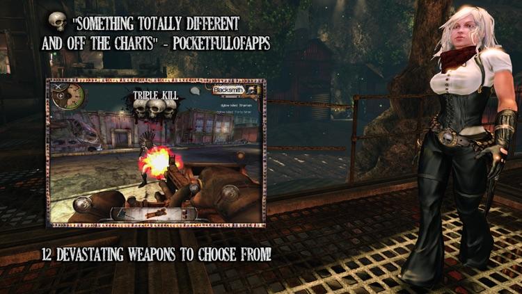 Warm Gun screenshot-3