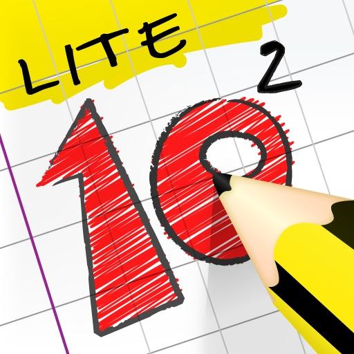 Ten Squared Lite - Logic Puzzle Game