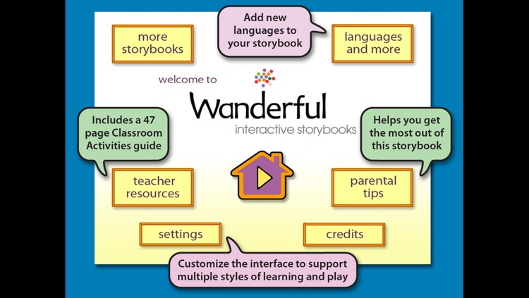 Tortoise and the Hare – Wanderful interactive storybook in UK English and French screenshot-4