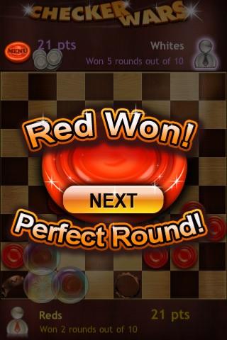 Checker Wars screenshot-3