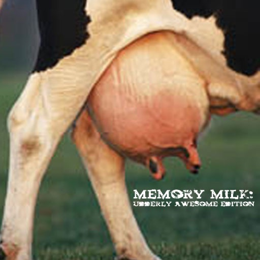 Memory Milk: Udderly Awesome Edition