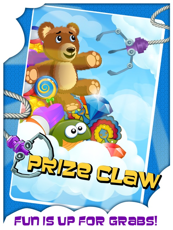 Prize Claw HD screenshot-4