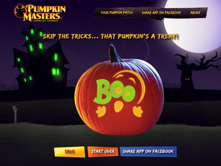Pumpkin Masters Official Carving App*