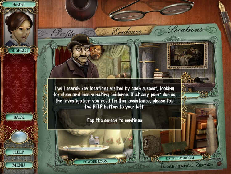 Victorian Mysteries®: The Moonstone HD screenshot-1