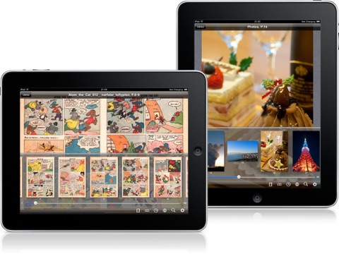 PDF/Comic Reader Bookman Pro for iPad | App Price Drops