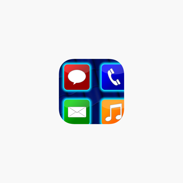 Glowing App Icons On The App Store