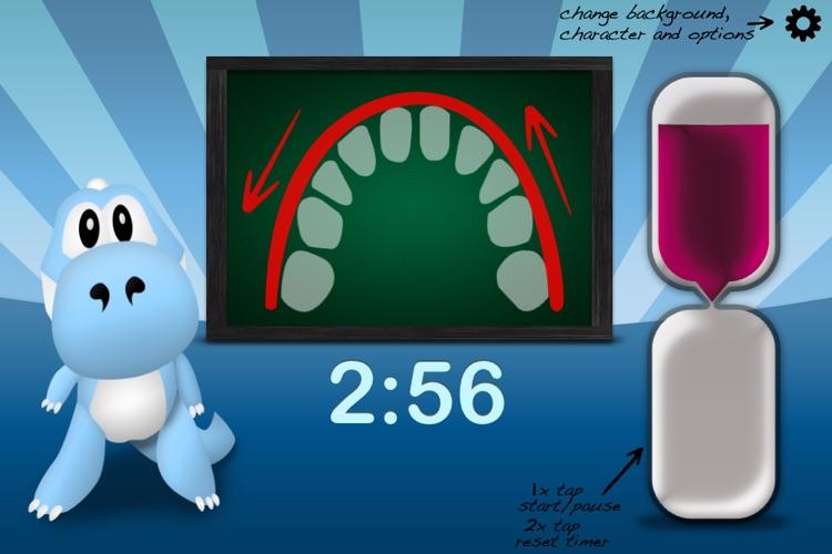Tooth brushing timer for KIDZ