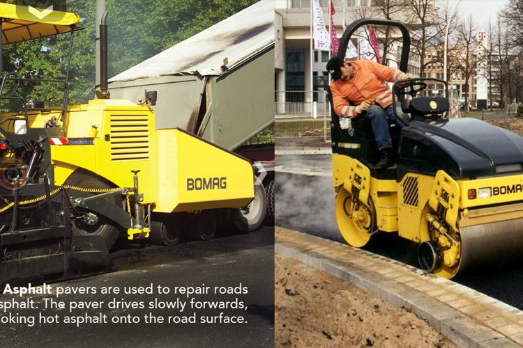Diggers and other Heavy Equipment