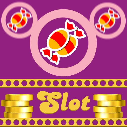 888 Lucky Candy Slots Machine Pro - Play Las Vegas gambling casino and win lottery jackpot icon