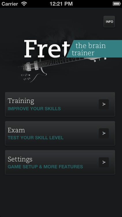 Fret the Braintrainer screenshot-2
