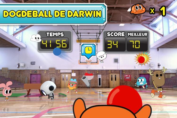 Le Monde Incroyable de Gumball: Des Mini Jeux!
