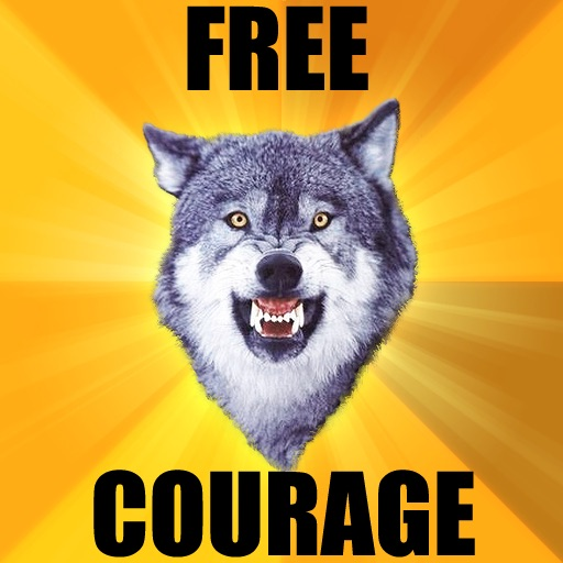 Free Courage