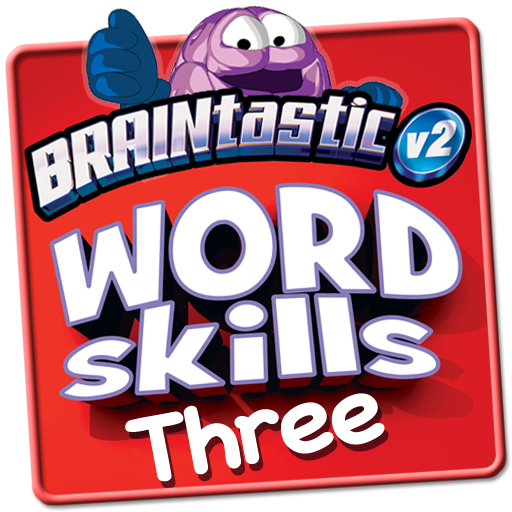 BRAINtastic Word Skills Three