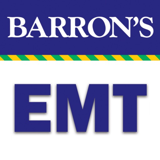 Barron's EMT Exam Review Practice Questions and Flash Cards icon