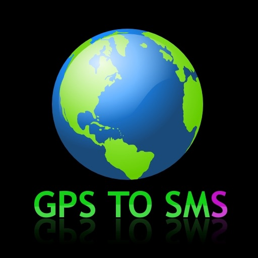 GPS to SMS