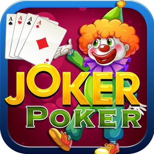 Игра Джокер Видео Покер бесплатно Lucky Казино карта с бонусом