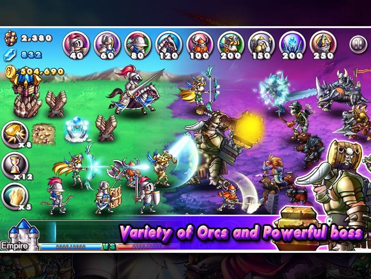 Empire VS Orcs HD