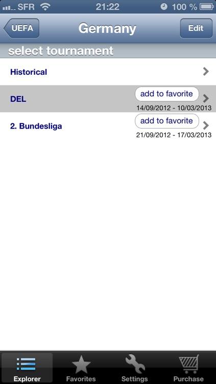 DEL - 2. Bundesliga - Ice Hockey [Germany] screenshot-4