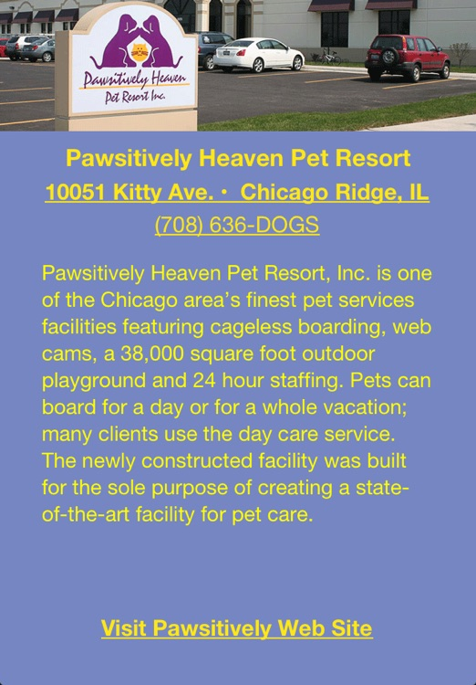 Pawsitively Heaven Pet Resort