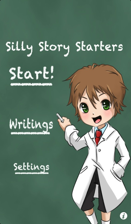 Silly Story Starters - Creative Writing for Kids