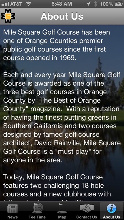 Mile Square Golf Course, CA screenshot-3