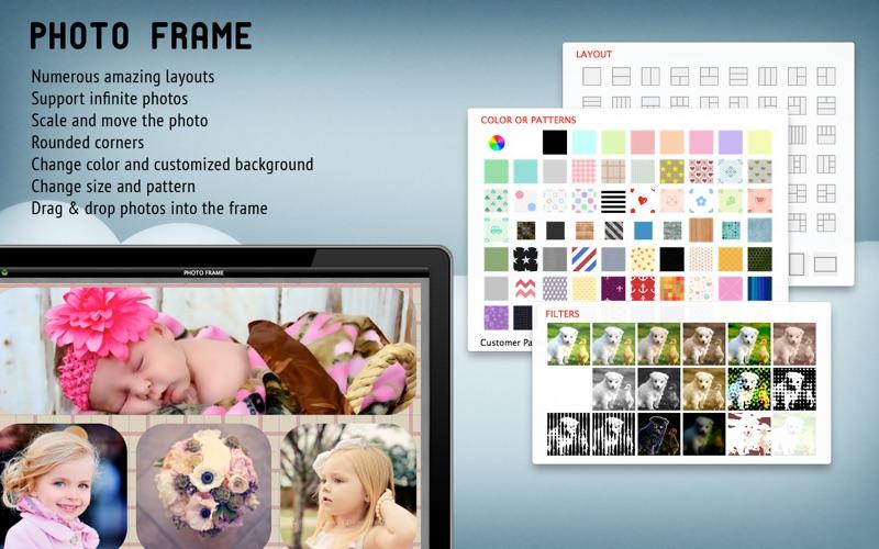 Photo Frame скриншот программы 3