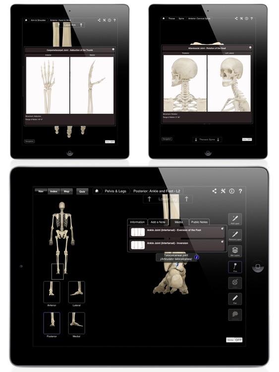 Skeleton System Pro III screenshot-4