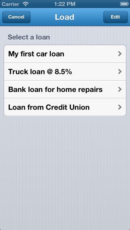 Loan Calculator - Auto, Bank, & Personal Loans screenshot-3
