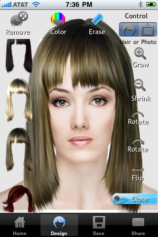 Redo Hairstyle screenshot-2