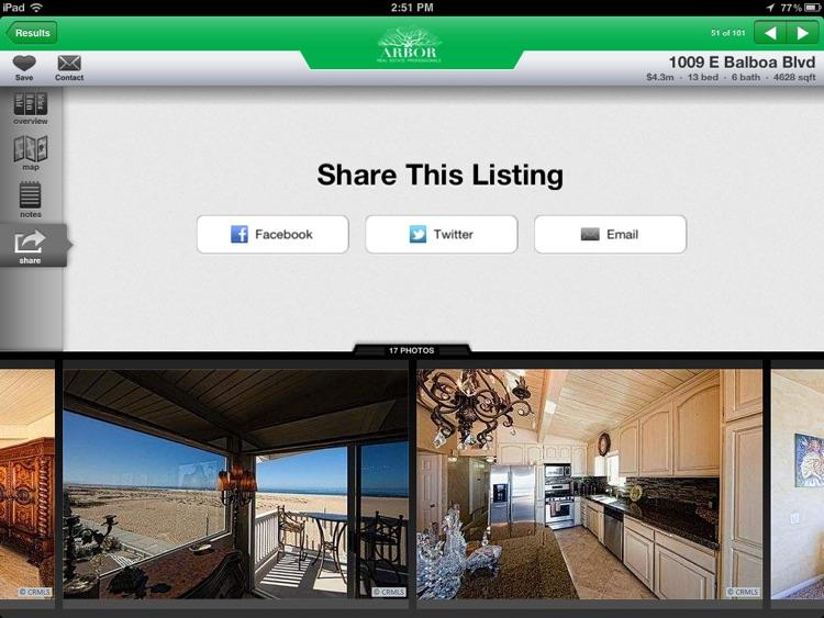 Arbor House Hunter for iPad screenshot-4