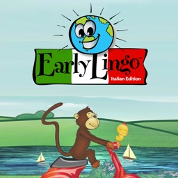 Early Lingo Italian - Total Immersion foreign language learning for children