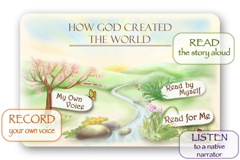 Bible Stories for Children - How God Created The World