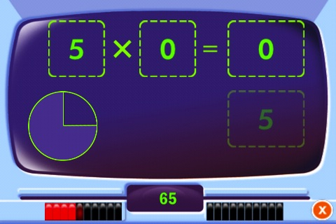 Everyday Mathematics® Beat the Computer™ Multiplication screenshot-3
