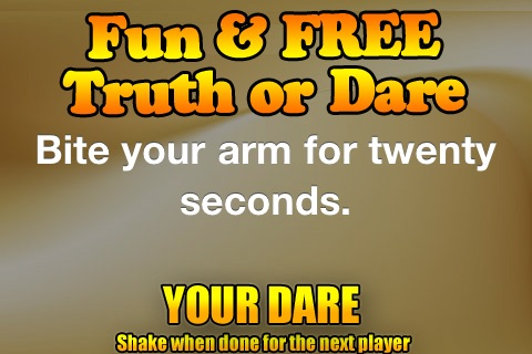 Fun & Free Truth or Dare!
