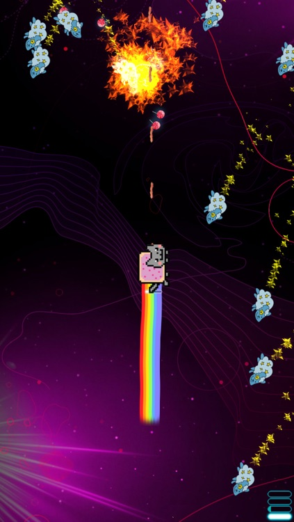Nyan Cat - Space Party!