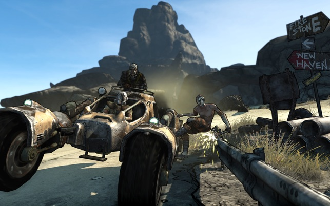Borderlands Game Of The Year Screenshot