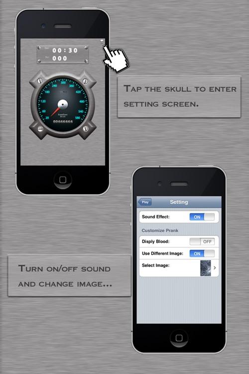 Tap To Crack - TapMeter Lite screenshot-3