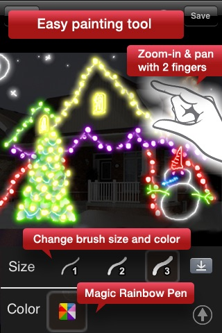 Neon Motion Lite screenshot-3