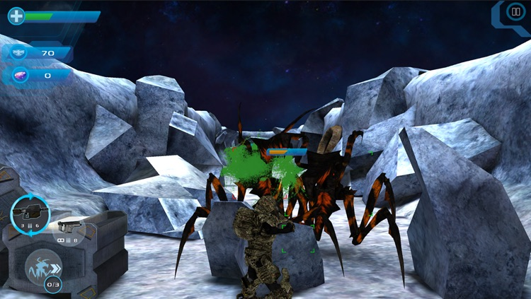 "Starship Troopers: Invasion ""Mobile Infantry"" screenshot-3"