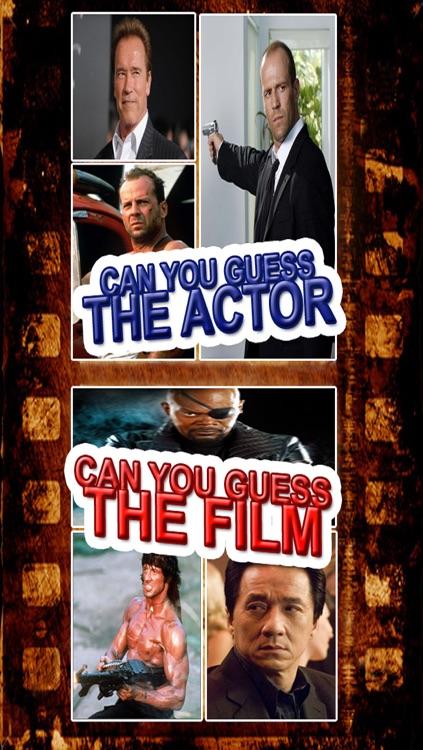Movie Quiz - Action Game Edition