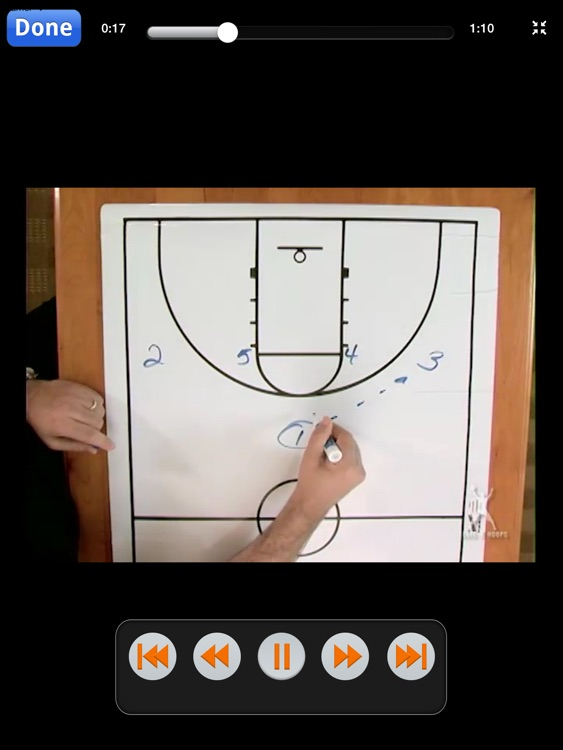 Punch It In! 10 Great Plays To Score Inside The Pain - With Coach Lason Perkins - Full Court Basketball Toolbox 3 Training Instruction - XL screenshot-4