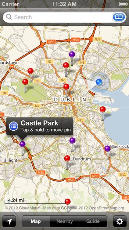 Smart Maps - Dublin screenshot-4