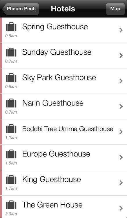 Cambodia Travel Guide screenshot-4