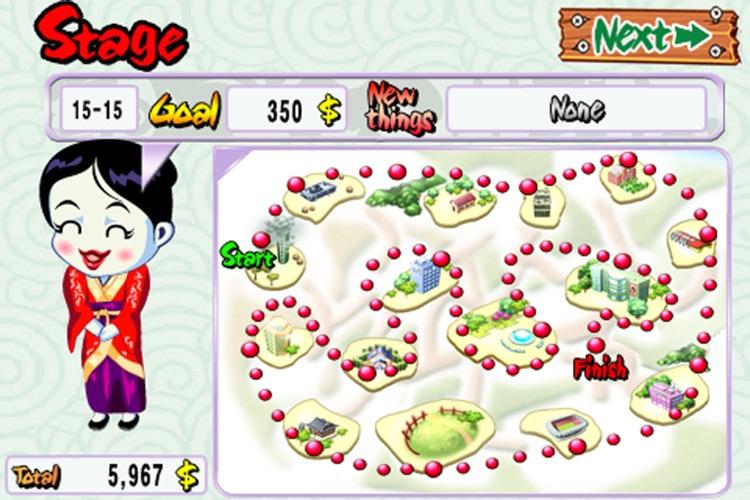 Sushi Rush Free screenshot-3