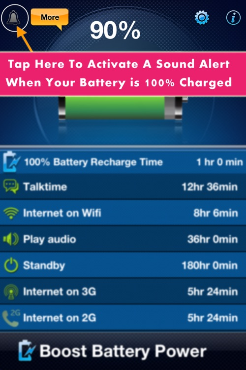 Battery Saver Magic