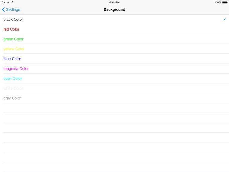 SSH Terminal screenshot-3