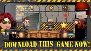 Iron Fist Harry & the Trigger Man Army Soldiers use Killer Force LITE - FREE Shooter Game screenshot four