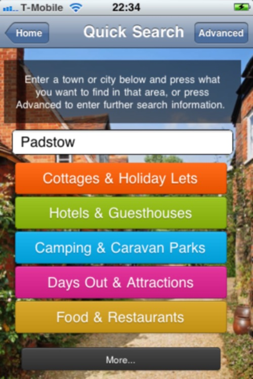 Go2 Hotel and Cottage Finder